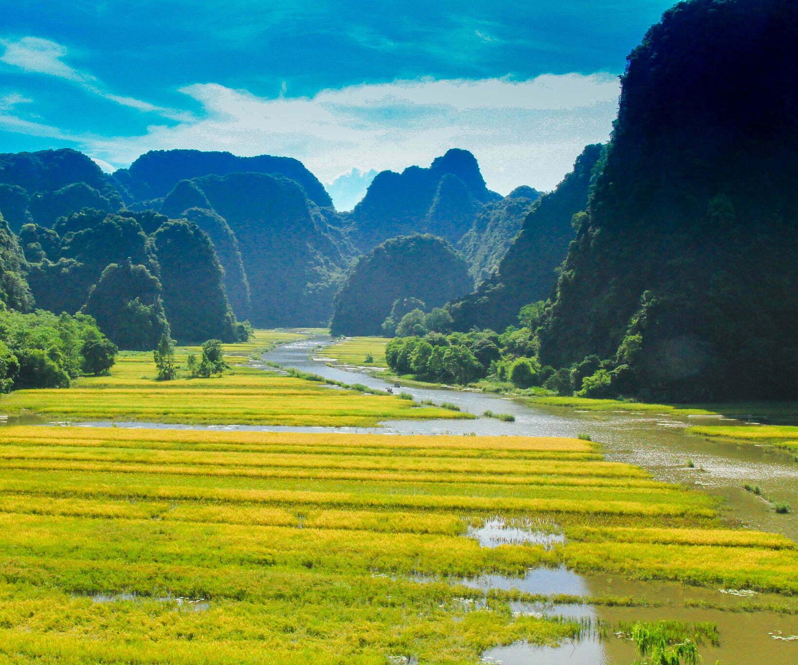 Pakej Vietnam
