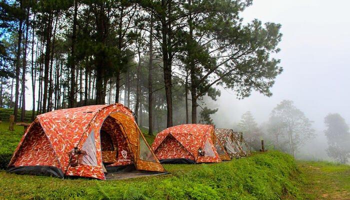 6 Gunung Terbaik di Thailand